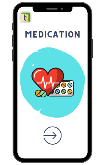 Medication app template